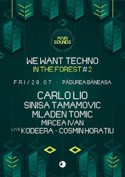 We Want Techno in the Forest nr. 2