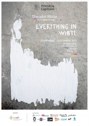 Expoziție Theodor Moise - Everything in White