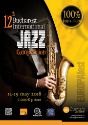 Bucharest International Jazz Competition 2018