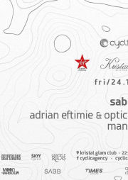 Adrian Eftimie & Optick present Double Trouble w/ Sabb