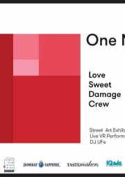 One Night Gallery - Love: Sweet Damage Crew
