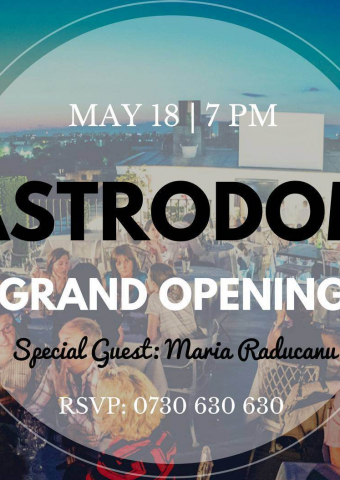 Astrodom Grand Opening