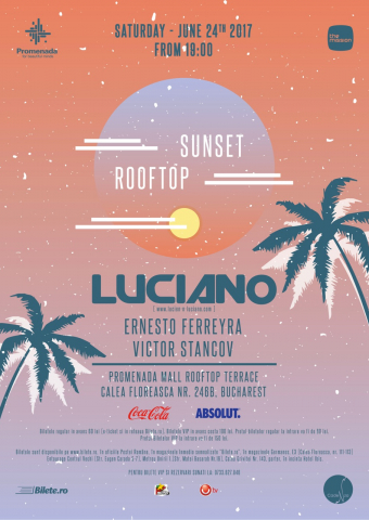 The Mission Sunset Rooftop - Luciano, Ernesto Ferreyra, Stancov