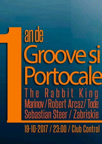 Groove si Portocale - 1 year anniversary