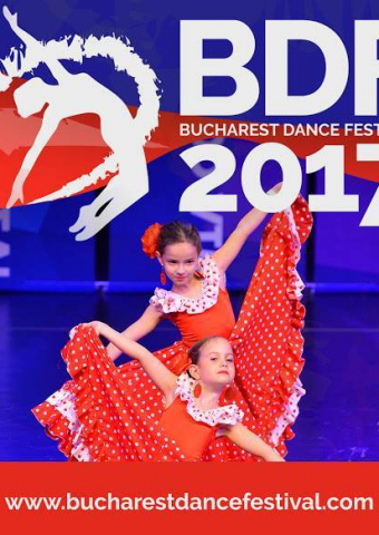 Bucharest Dance Festival 2017 - International Dance Competition