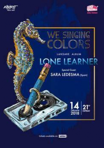We Singing Colors - lansare album - Expirat - 14.02