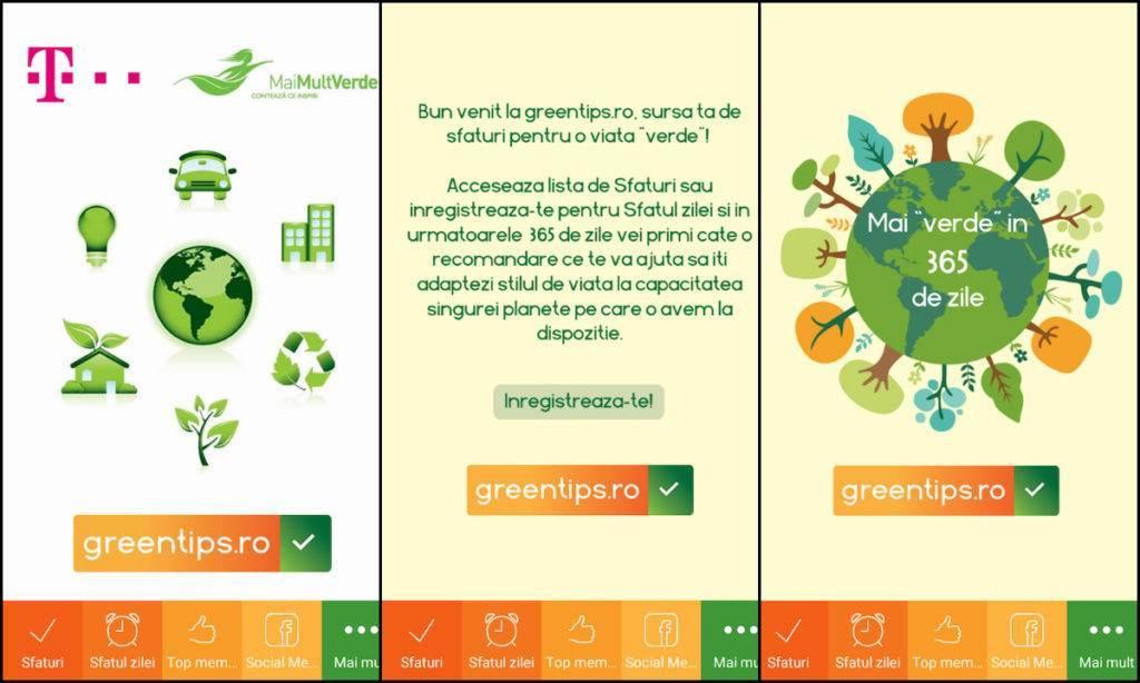 GreenTips - aplicatia de care ai nevoie ca sa ai mai mult
