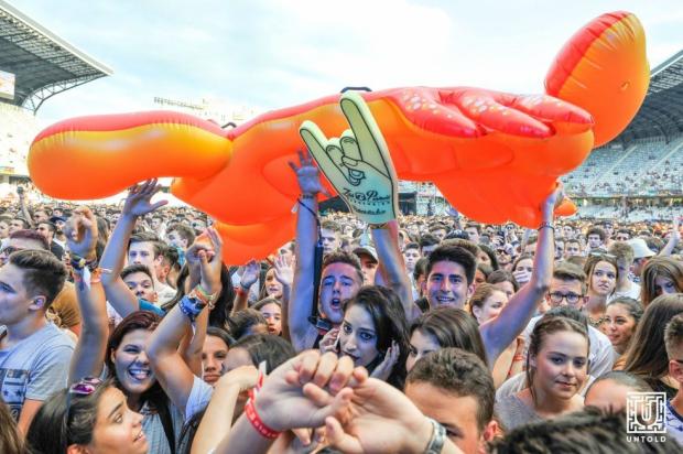 untold festival 2016 cluj romania