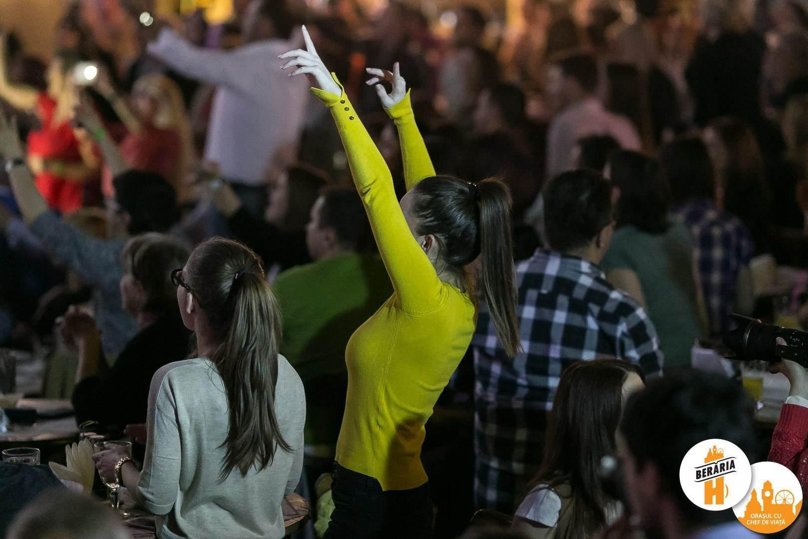 5 lucruri de facut in Bucuresti de luni pana vineri: 12 - 16 septembrie 2016