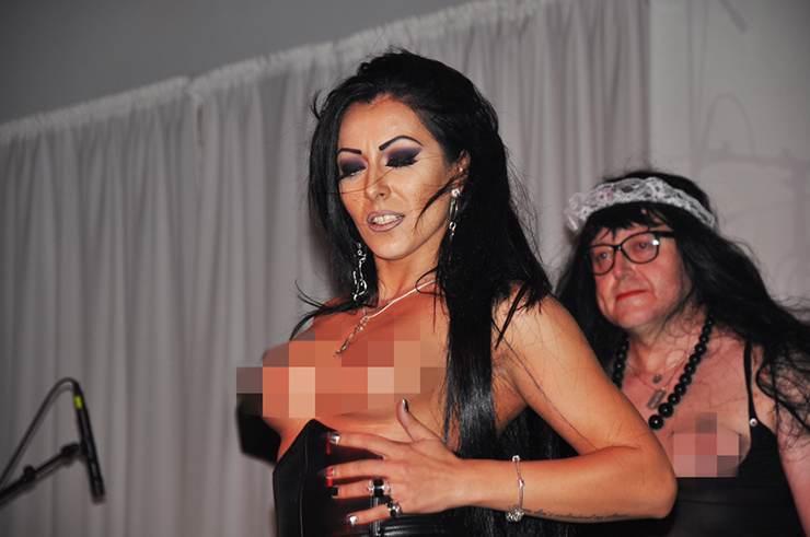 Tatuaje, piercinguri si show-uri erotice la Conventia Internationala de Tatuaje Bucuresti 2016
