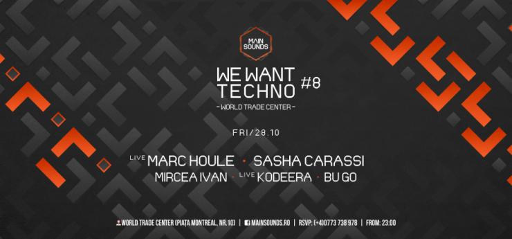We Want Techno 8