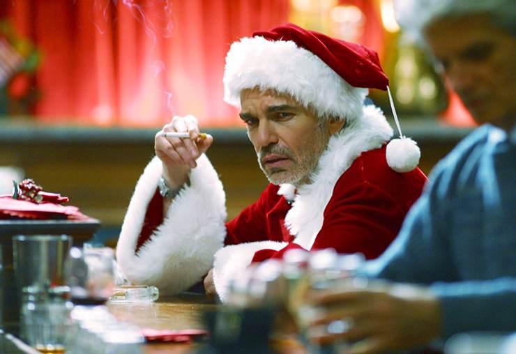 Bad Santa: Aventura continua si Inimi cicatrizate