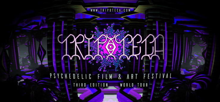 Tripoteca Psychedelic Film & Art Festival at Bucharest