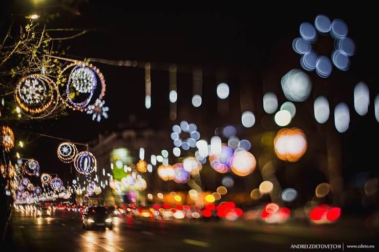 Bucurestiul, al treilea in topul celor mai frumos impodobite orase de Craciun din Europa