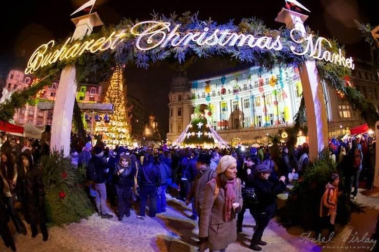 Festivaluri de decembrie si targuri de Craciun in Bucuresti 2016