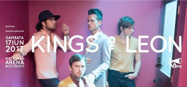 Kings of Leon - Walls Tour