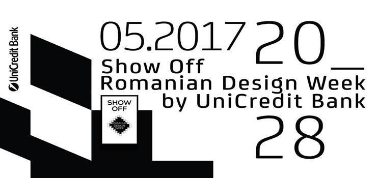 SHOW OFF Romanian Design Week