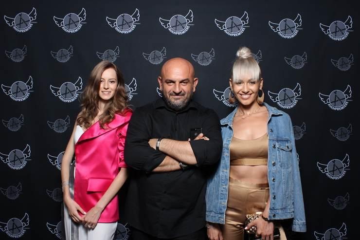 Iubitorii modei s-au reunit la Gala AVANPREMIERE by Alin Galatescu