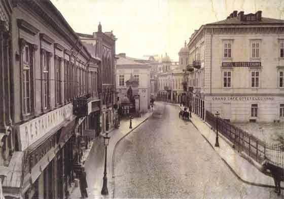 Viziteaza si tu locurile in care Eminescu a trait si a creat in Bucuresti