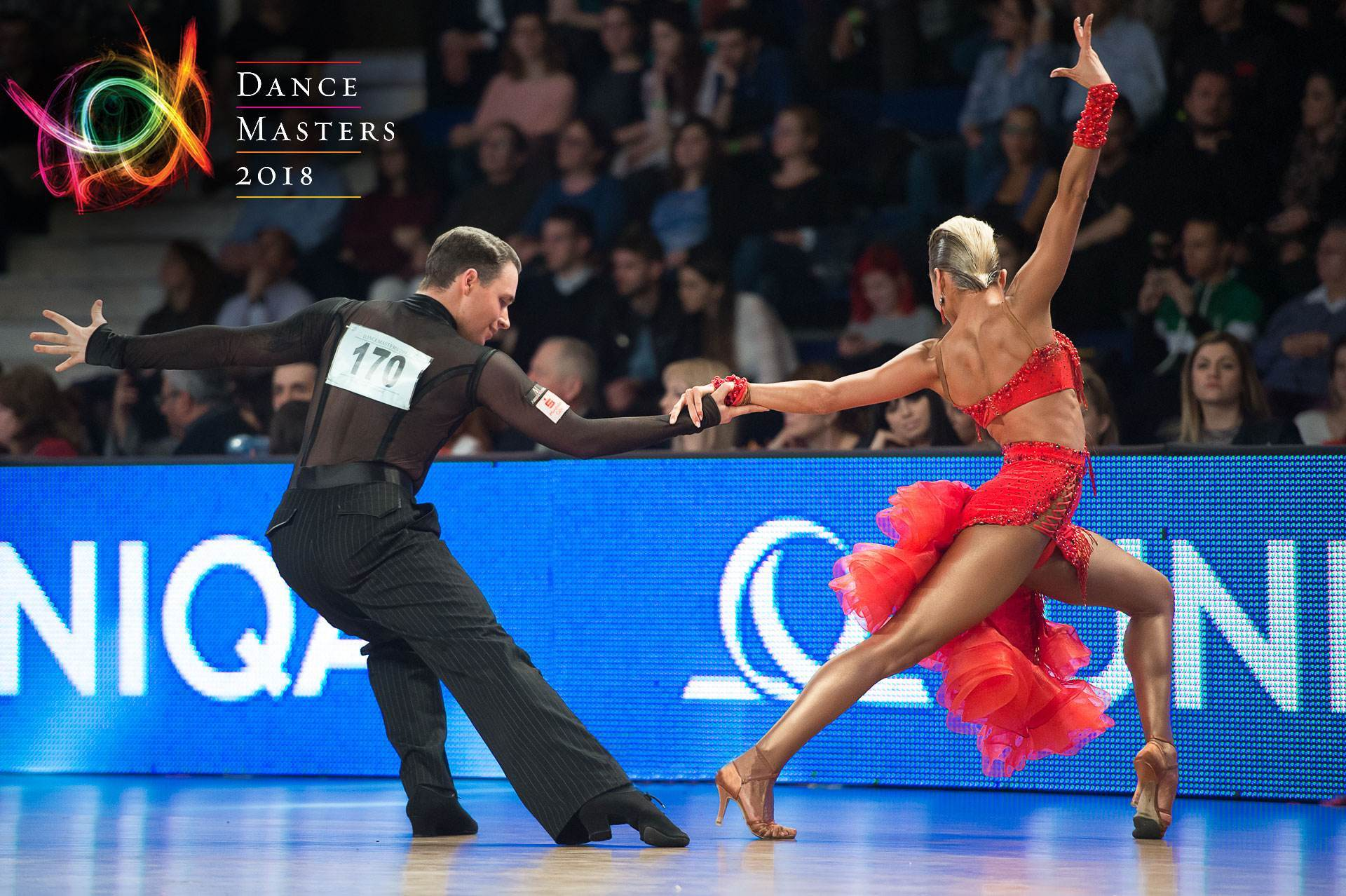 Dancemasters 2018: topul mondial al dansului sportiv la Bucuresti, la sfarsitul lui martie