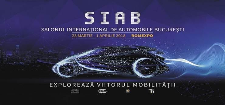 SIAB - Salonul International de Automobile Bucuresti 2018