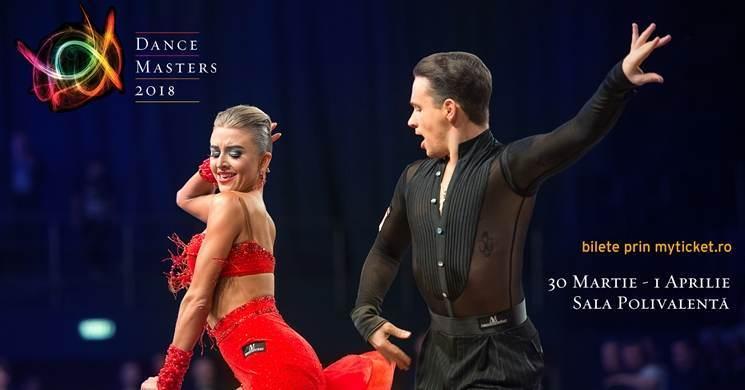 Starea vremii: minunata la DanceMasters 2018, editia a 15-a.